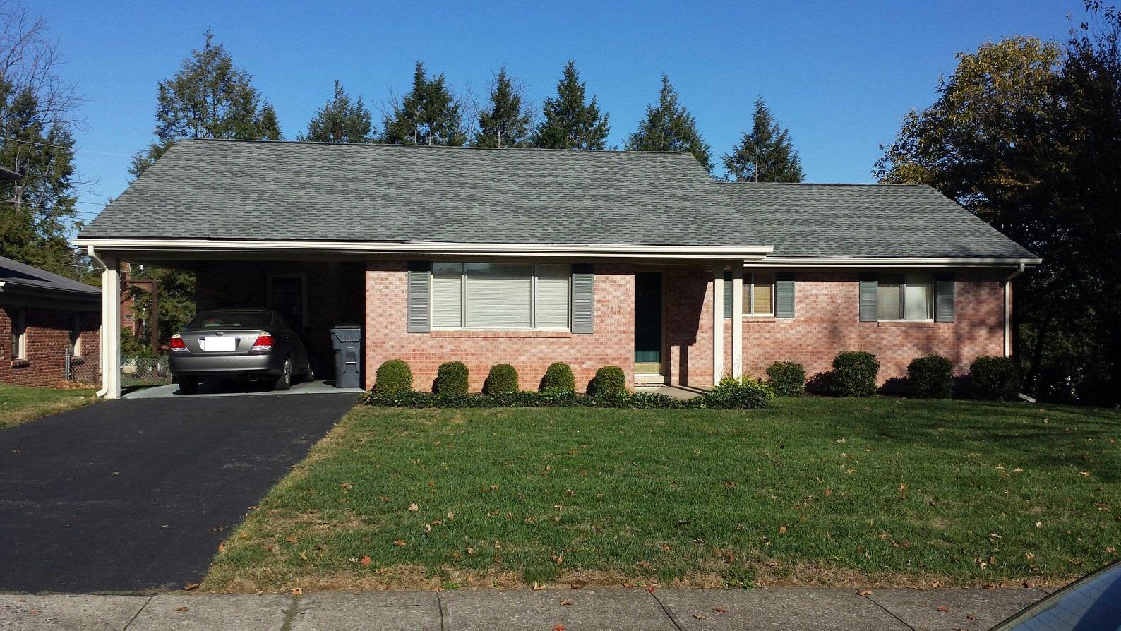 40504 Lexington roof replacement